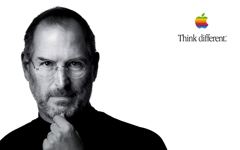 "b3d2625b839 ... I'd love to see a one-off revival to honor Steve Jobs in the form of an  ""official"" poster from Apple. Today is the five-year anniversary of his  death."