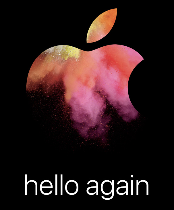 It's official: Apple holding a