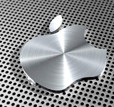 Could a new 3D Apple logo debut with new Macs?