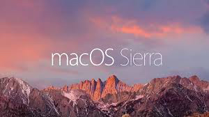 Apple updates macOS Sierra to 10.12.1