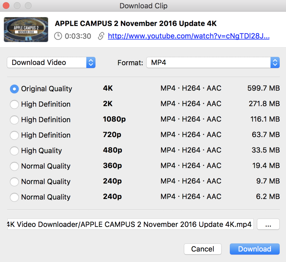 The Most Incredible Thing About 4k Video Downloader For Mac? It's Free To  Download And Try To Activate Downloading Of Youtube Playlists Containing