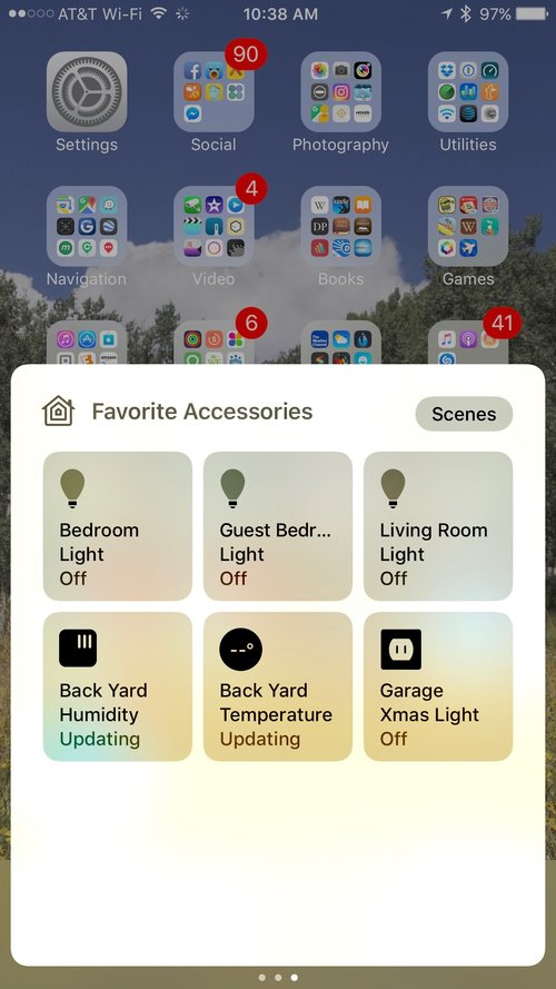 How to control your home with HomeKit and iOS 10 Control Center