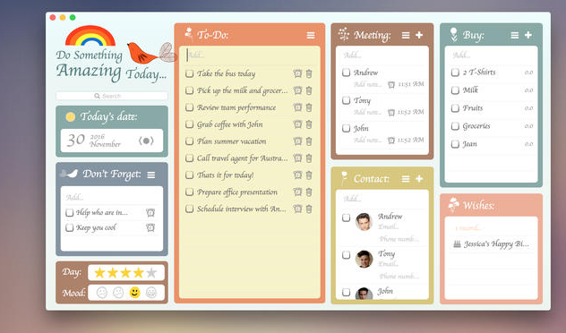 Day Planner Is A New ToDo App For The Mac  Apple World Today