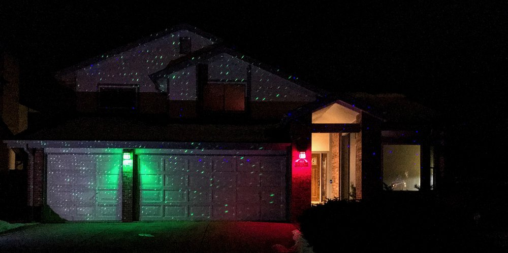 Simple automated Christmas lighting with BlissLights, HomeKit and Siri - Simple Automated Christmas Lighting With BlissLights, HomeKit And