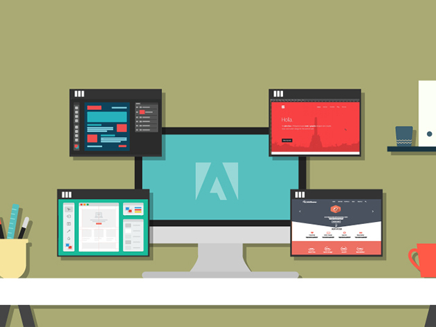 Daily Deal Master Adobe Creative Cloud With 130 Expert Courses In