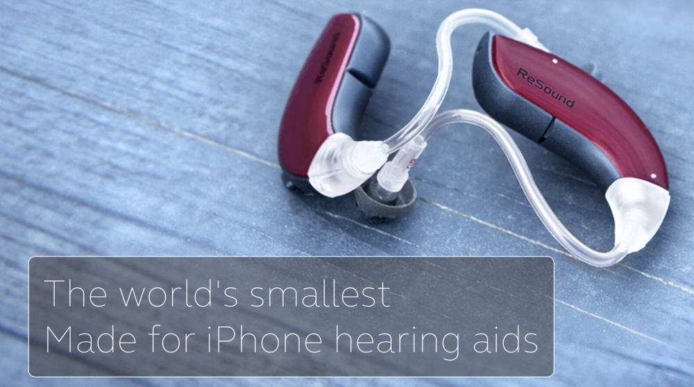 ReSound LiNX2 MFi Hearing Aids