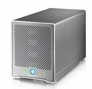 photo image Akitio previews quad Mini Thunderbolt 3 storage device