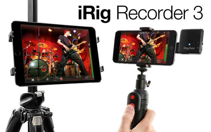 Ik Multimedia Releases Irig Recorder 3 Video Audio Editing App For Ios Apple World Today