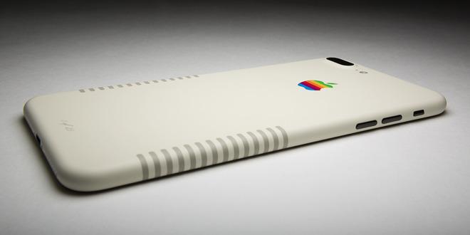 Colorware's iPhone 7 Plus Retro Edition