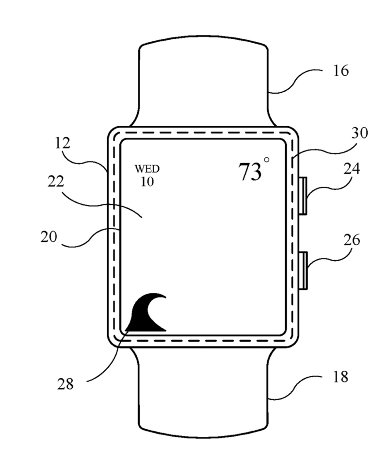 Apple patent filing is for iOS, watchOS devices that are self-healing to be more waterproof