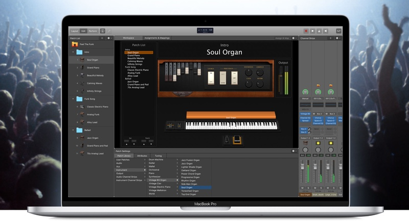 MainStage 3 gets a HUGE update — Apple World Today