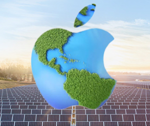 photo image Four Apple videos explain the company's environmental initiatives