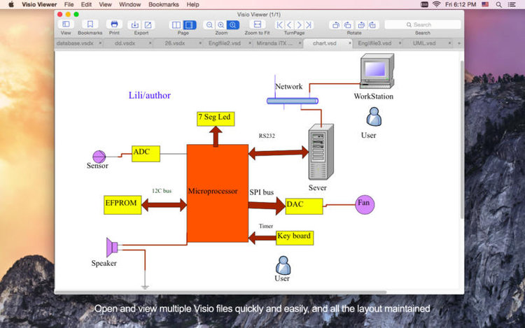 Visio viewer lets you easily quickly view and save microsoft visio with visio viewer you convert visio to pdf with the original elements retained visio viewer supports multi tab viewing so you can easily switch between ccuart Choice Image