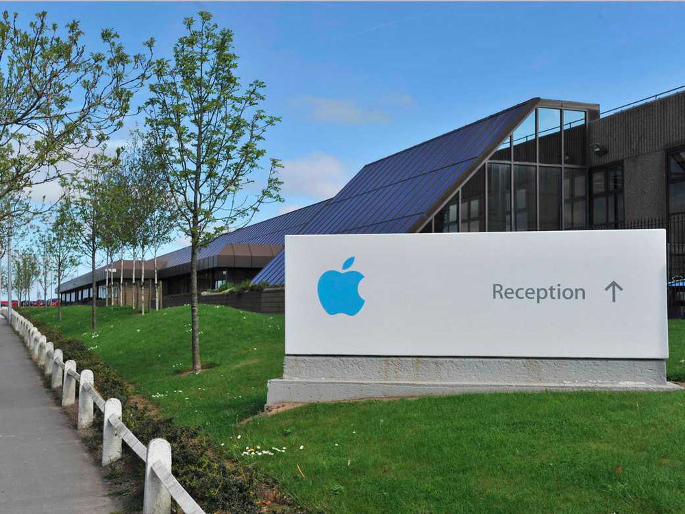 photo image European Commissioner: Ireland is taking too long to recover unpaid Apple taxes