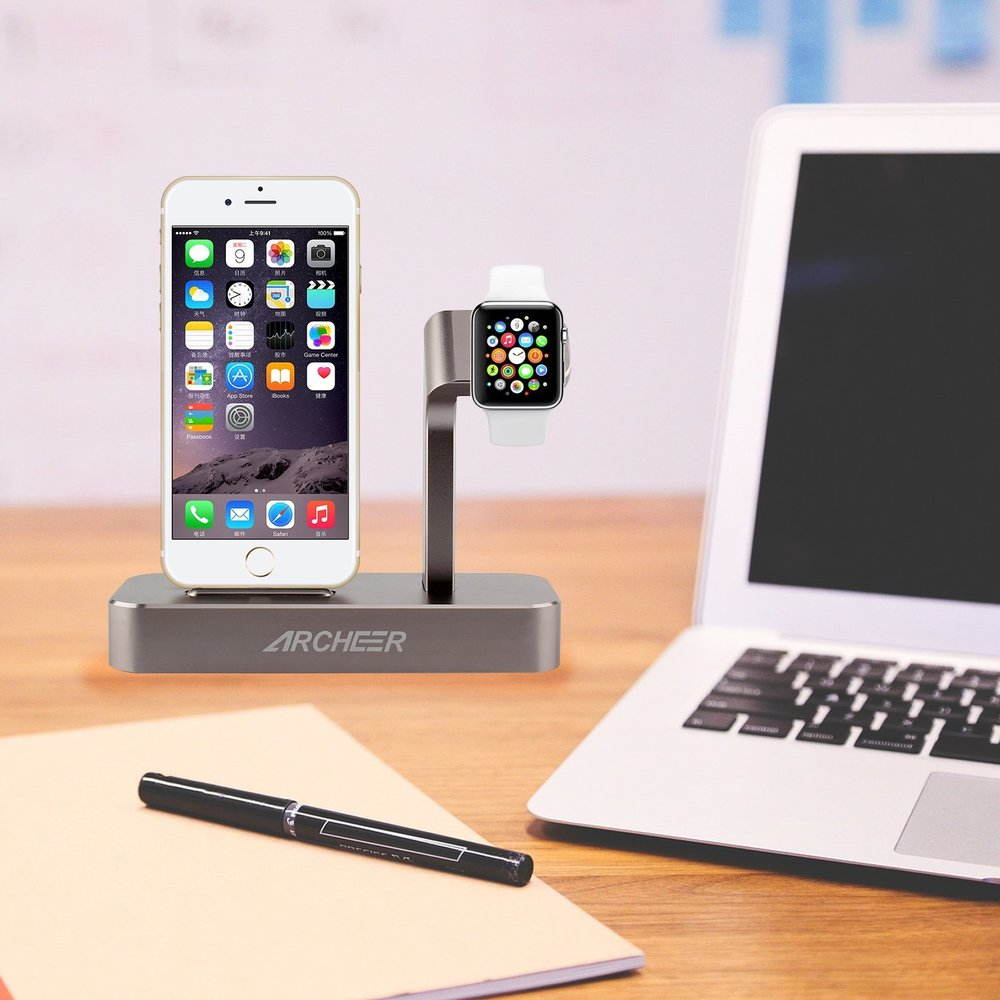 Archeer 2-in-1 Charging Station -