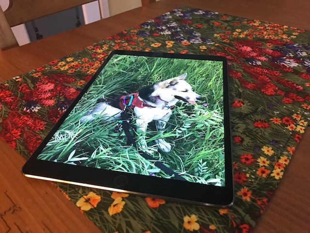 The super-speedy iPad Pro