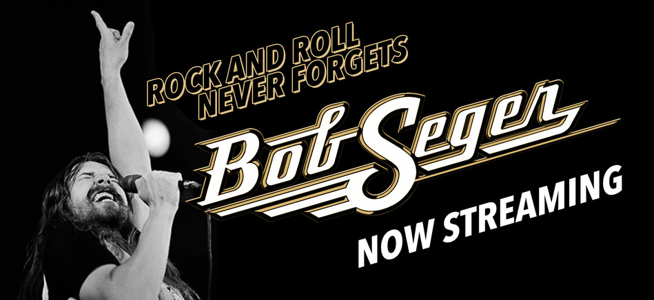 photo image Bob Seger catalog now streaming on Apple Music