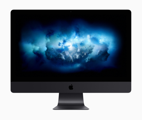 iMac Pro may have server-grade processors, Touch ID support