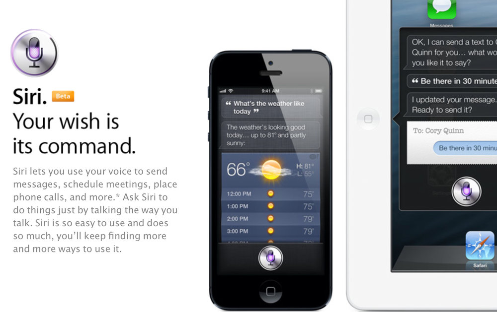 Apple wants someone to help develop a personal assistant for its Siri personal assistant