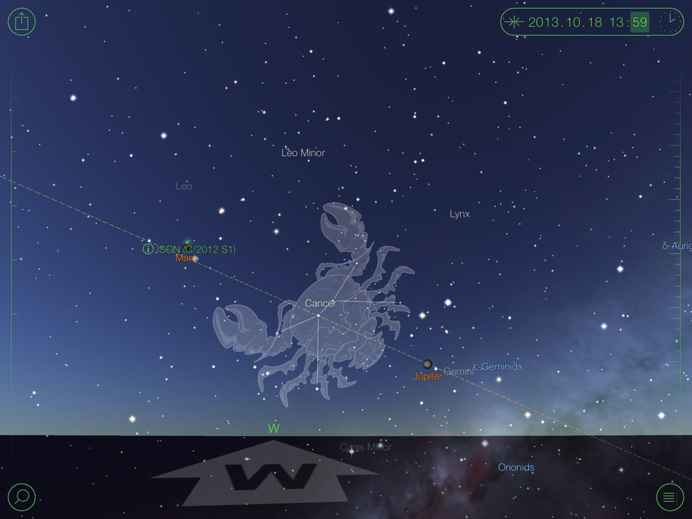 Star Walk Hd Night Sky Map A Great Ar Star Gazing Guide For The