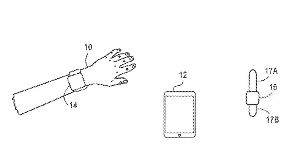 photo image Apple files for patent for 'switching between watches or other accessories'