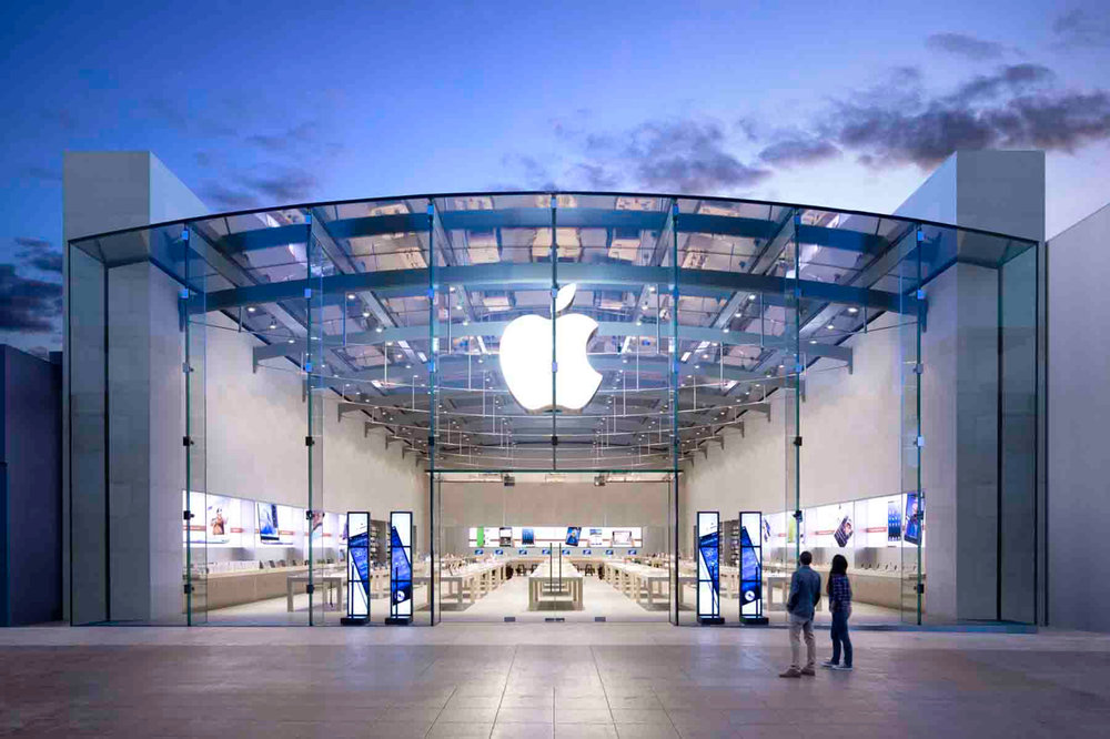 Apple does a 'staggering' business of $5,546 per square foot at its retail stores