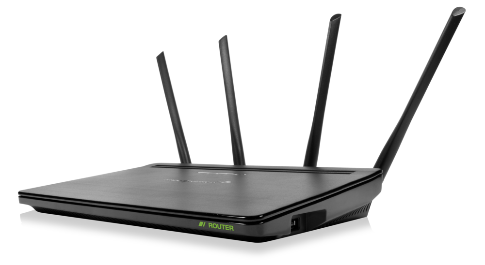 Amped Wireless RTA2600-R2 Athena Router