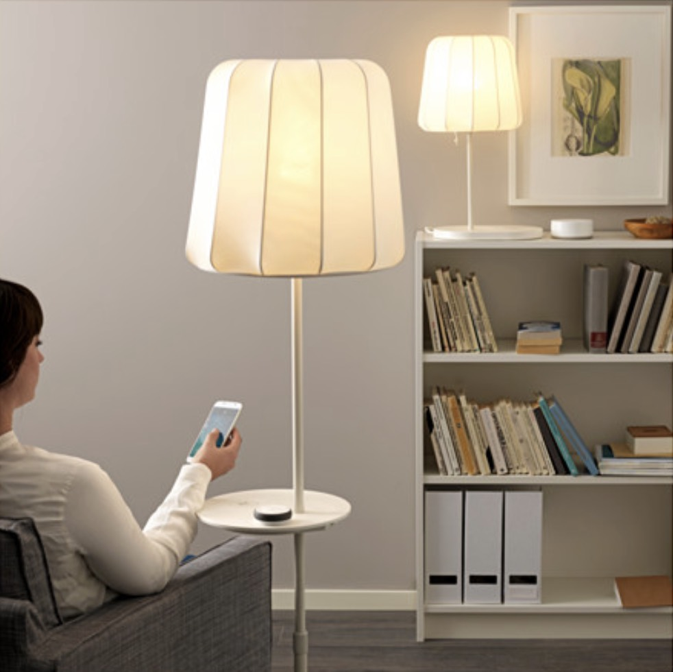 photo image Inexpensive IKEA TRÅDFRI smart lighting gains HomeKit support