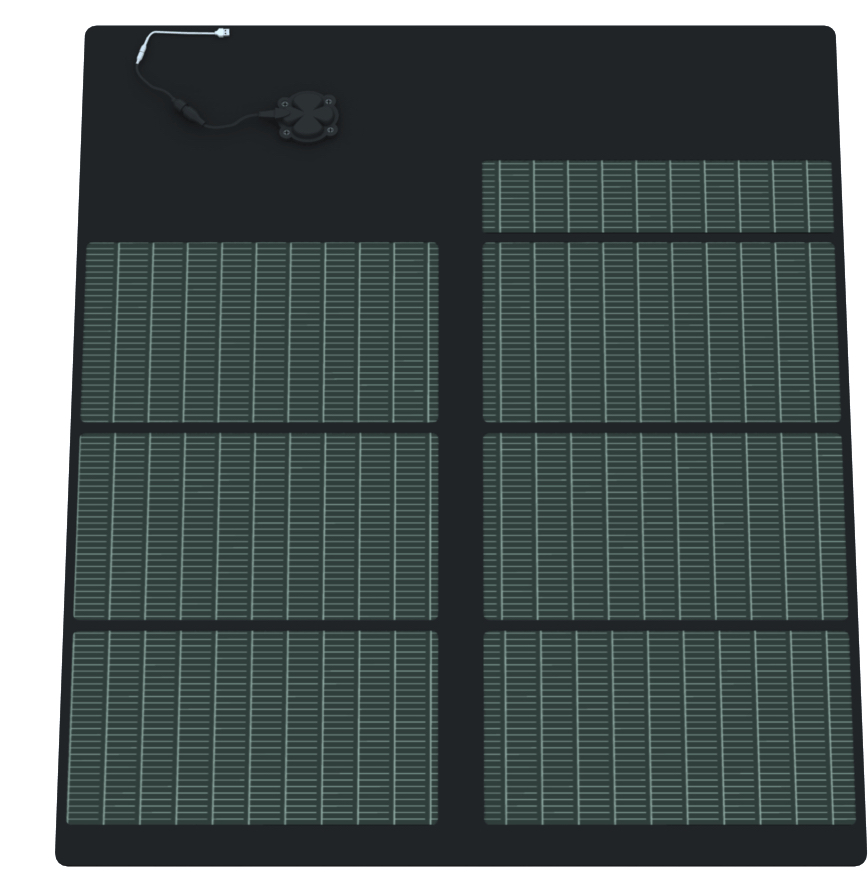 photo image QuickerTek debuts Solar PV Chargers for USB Type-C 2015-2017 MacBooks