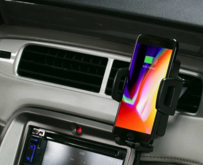photo image Scosche releases three new MagicMount CHARGE Qi Wireless Charging Mounts