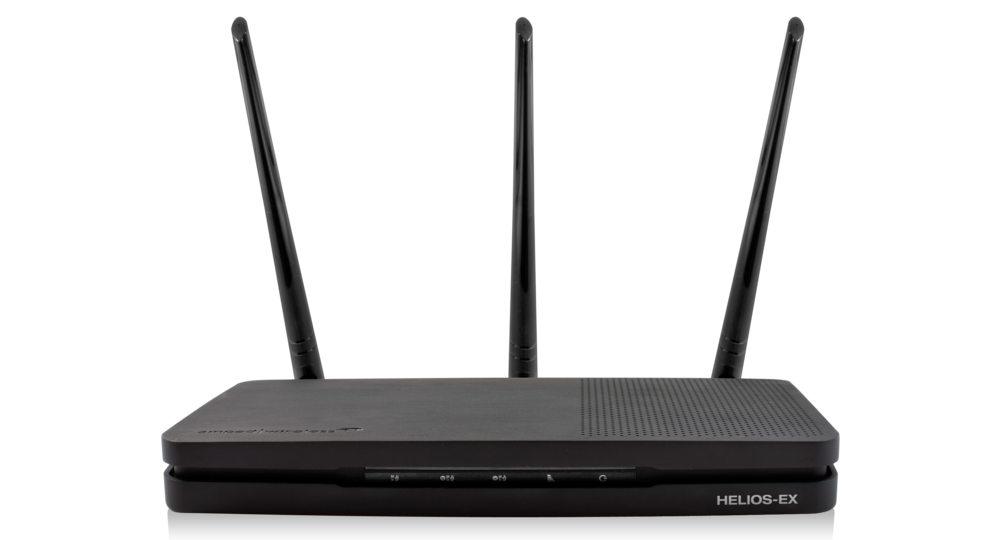 The Amped Wireless Helios EX Wi-Fi Range Extender