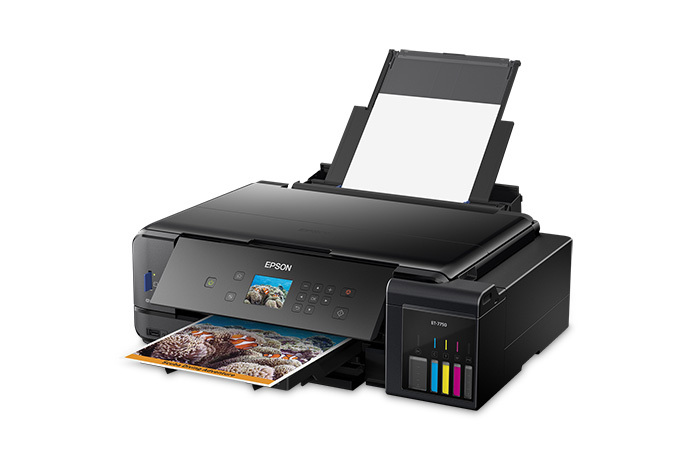 Epson Expression Premium ET-7750 wide format printer with ADF