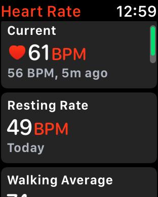 Heart Rate App