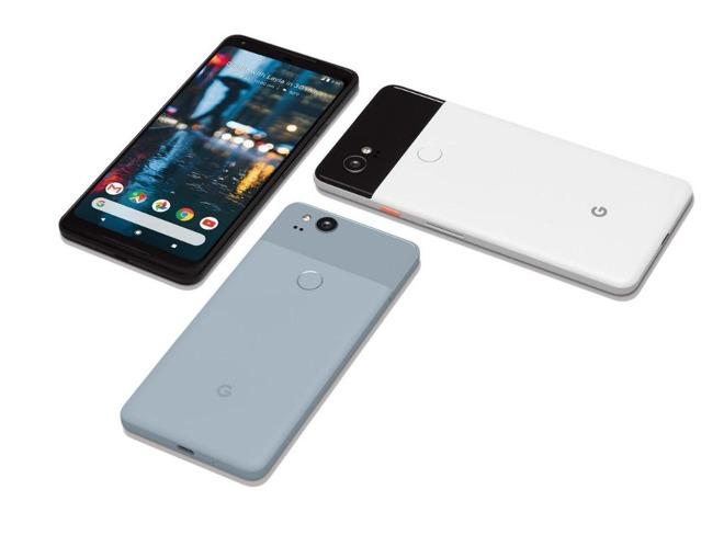 Google's new Pixel 2 and Pixel 2 XL smartphones