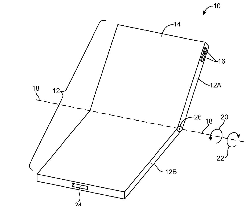 photo image Rumor: Apple is working on foldable iPhones with LG Display