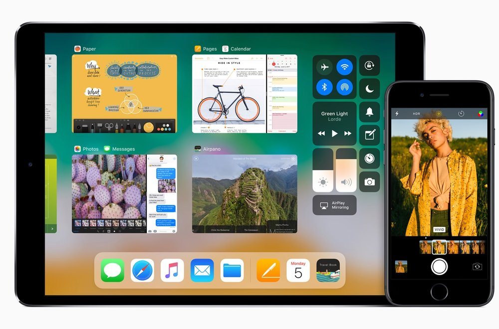 photo image Apple rolls out iOS 11.0.3, which addresses an audio/haptic feedback issue