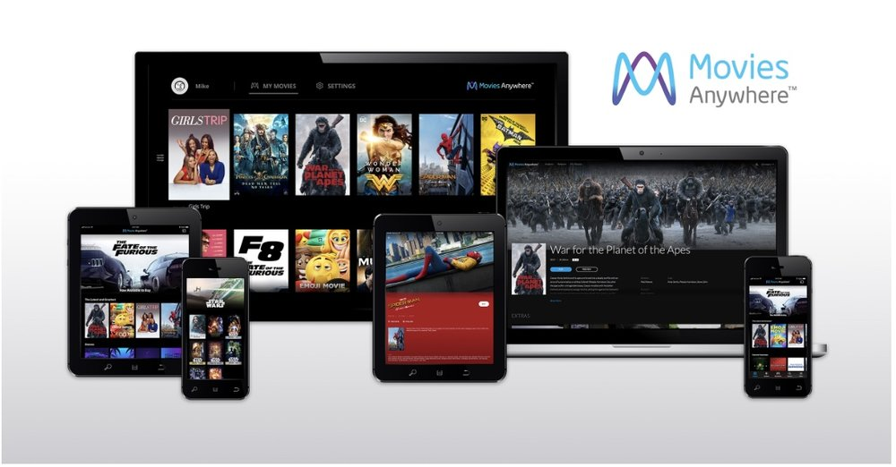 photo image iTunes included in new Movies Anywhere platform