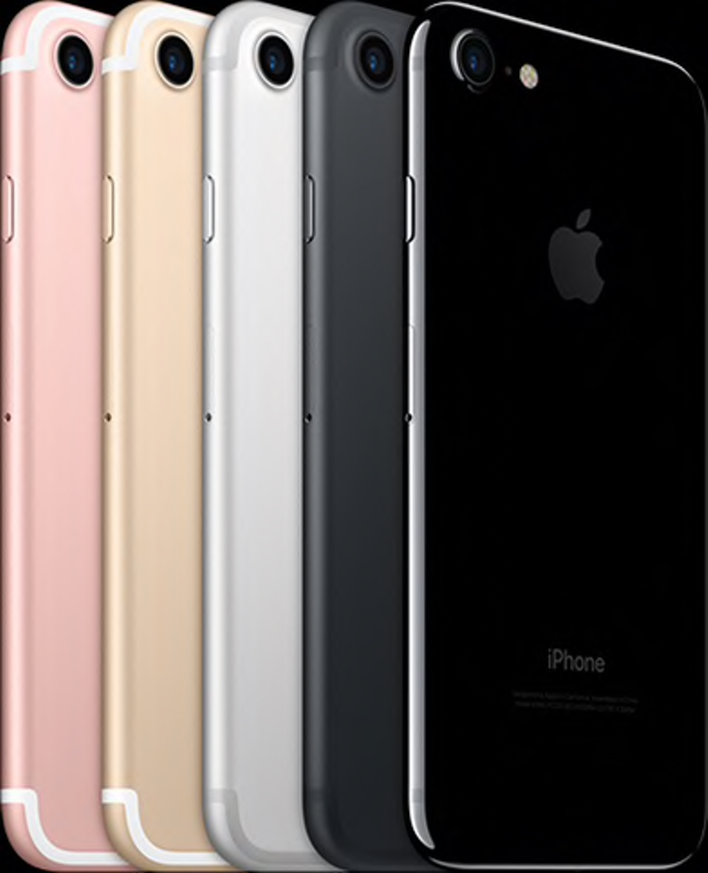 Apple no longer sells a 256GB iPhone 7