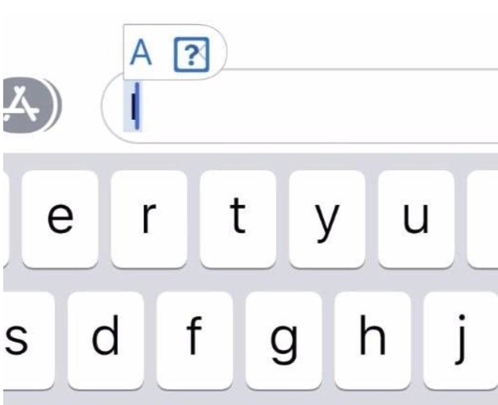 How to fix the ios 111 glitch where i autocorrects to a with ipod touch to ios 111 you may find that when you type the letter i it autocorrects to the letter a with a symbol heres a workaround until apple biocorpaavc