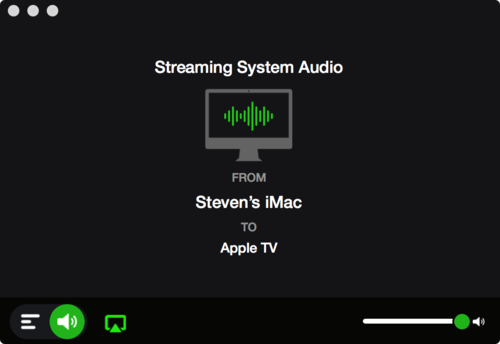DropStream: Make streaming video, photos or audio to Apple