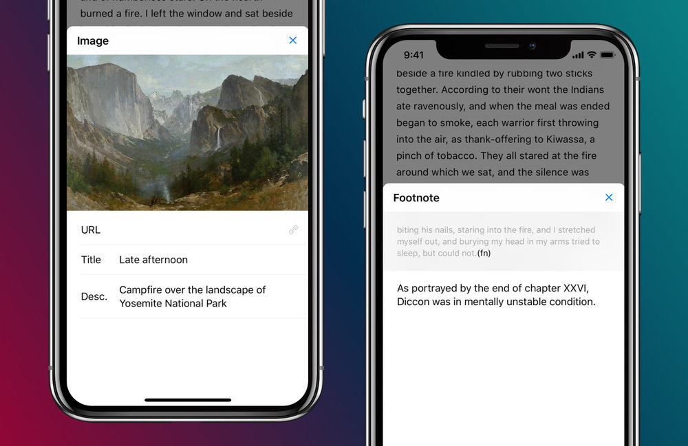 Ulysses writing app gets a makeover for iPhone X