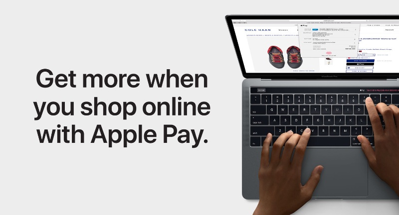 You get a $5 gift card if you use Apple Pay at participating merchants