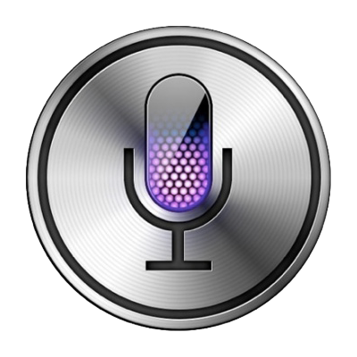 Old Siri Dictation icon from Mac OS X