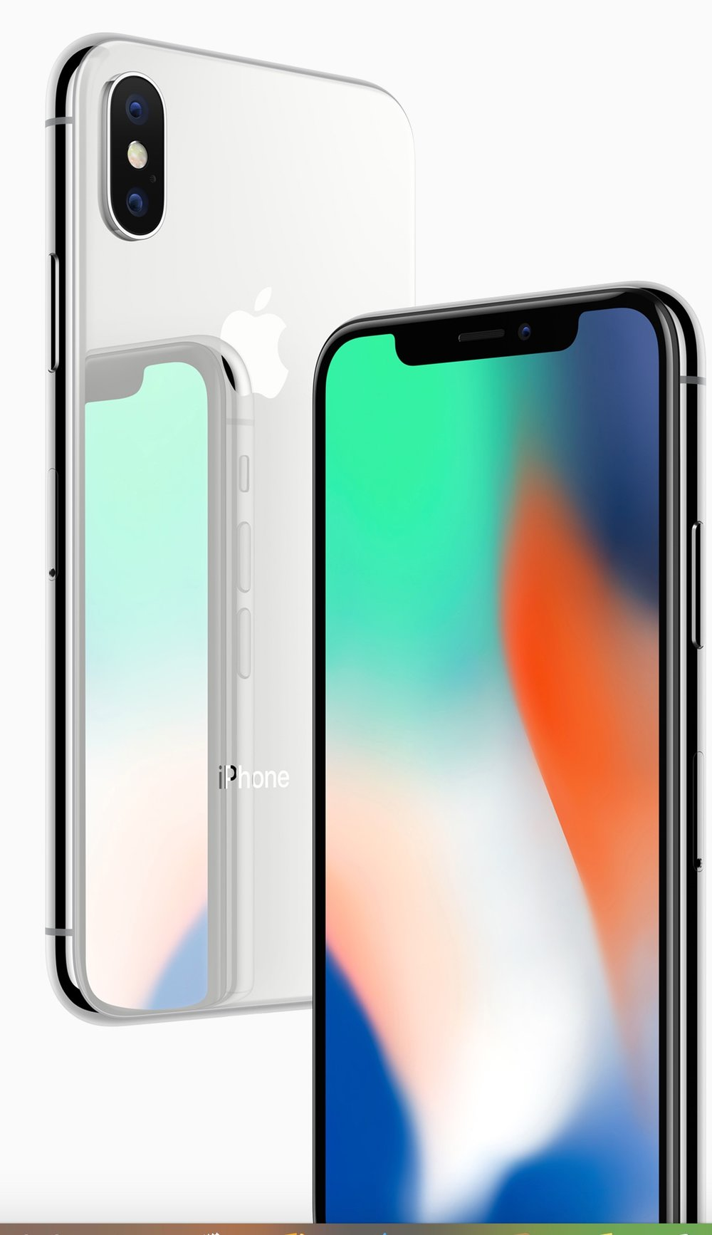 photo image Analyst: iPhone X gives Apple two years' advantage over its competitors