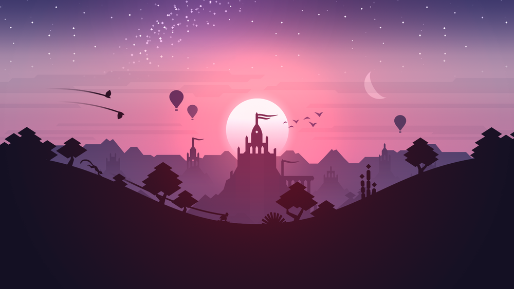 photo image Alto's Odyssey arrives on February 22nd for iOS, tvOS. Watch the trailer today!