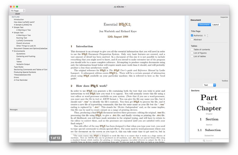 photo image New Mac app brings real-time WYSIWYG interface to LaTeX typesetting