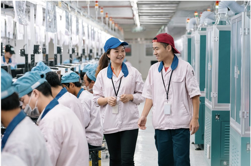 Apple's 12th annual Supplier Responsibility report details progress and new initiatives. -- Photo courtesy of Apple