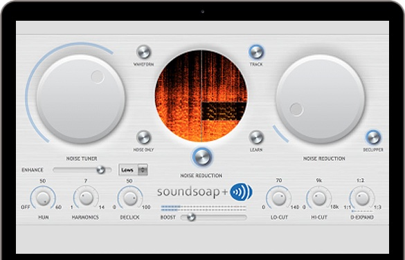 photo image Scrub out that unwanted audio noise with SoundSoap 5.0 for macOS