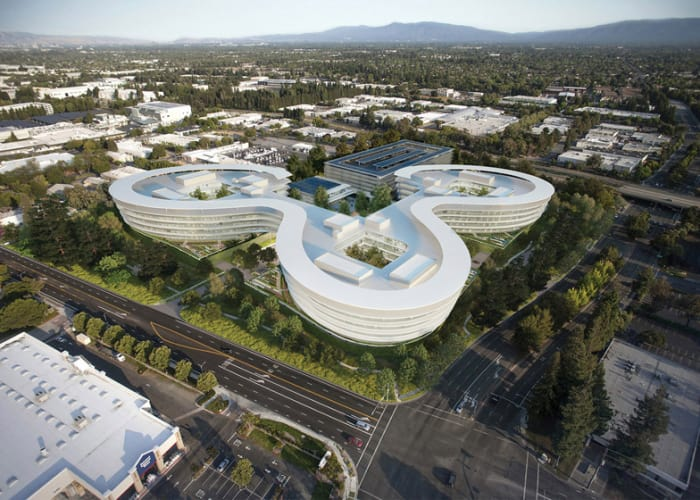 Apple Campus 3 (architectural rendering)