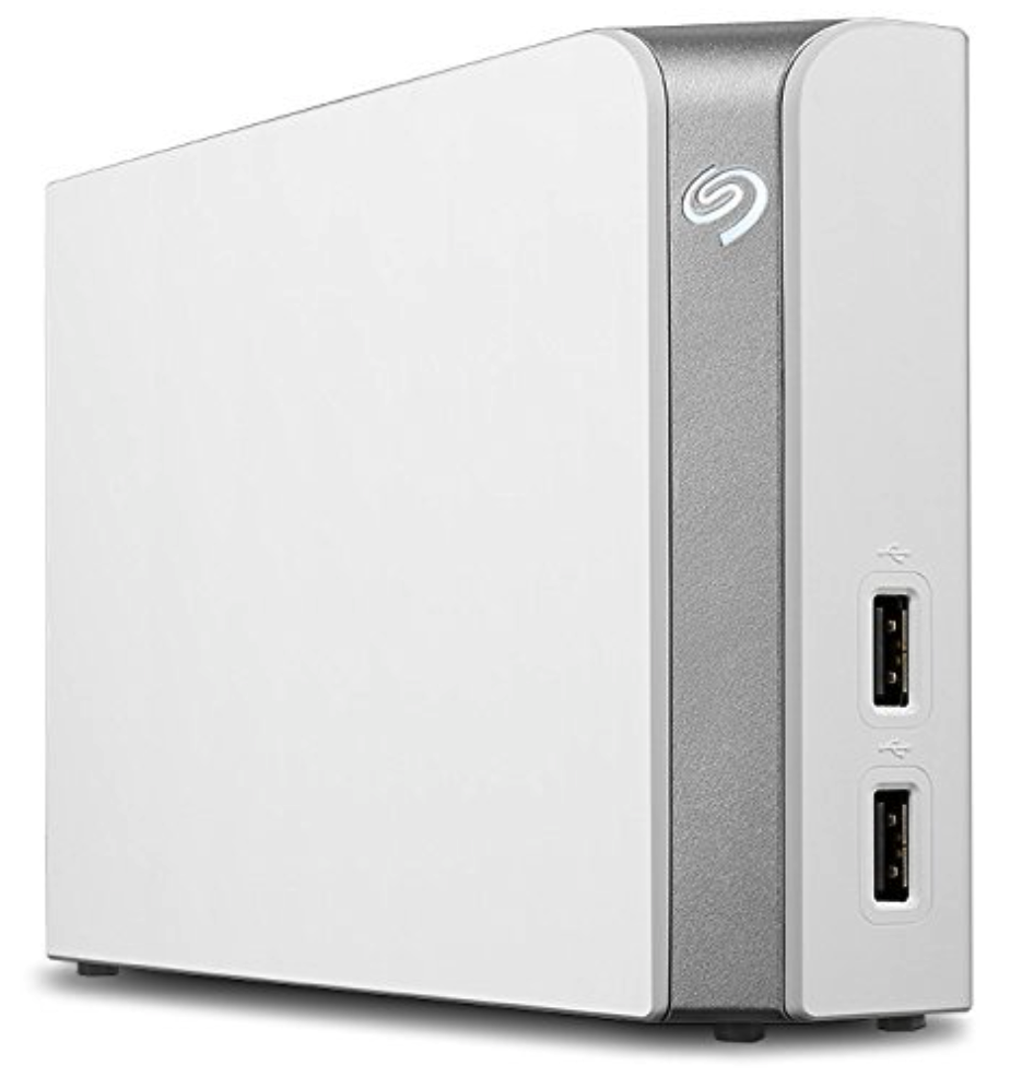 Big capacity, a USB 3.0 hub, and low price: The Seagate Backup Plus Hub